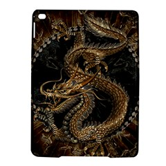 Dragon Pentagram Ipad Air 2 Hardshell Cases by Amaryn4rt