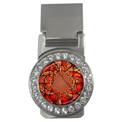 Dreamcatcher Stained Glass Money Clips (cz)