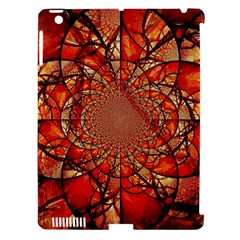 Dreamcatcher Stained Glass Apple Ipad 3/4 Hardshell Case (compatible With Smart Cover) by Amaryn4rt