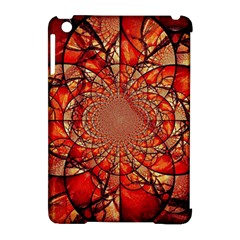 Dreamcatcher Stained Glass Apple Ipad Mini Hardshell Case (compatible With Smart Cover)