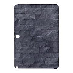 Excellent Seamless Slate Stone Floor Texture Samsung Galaxy Tab Pro 10 1 Hardshell Case by Amaryn4rt