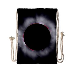 Solar Eclipse Drawstring Bag (small)