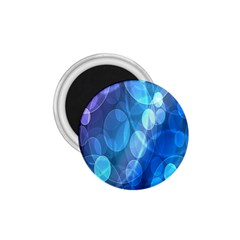 Circle Blue Purple 1 75  Magnets