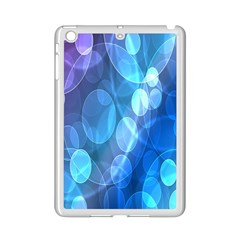 Circle Blue Purple Ipad Mini 2 Enamel Coated Cases