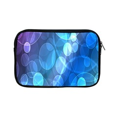 Circle Blue Purple Apple Ipad Mini Zipper Cases by Alisyart