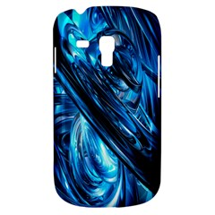 Blue Wave Galaxy S3 Mini by Alisyart