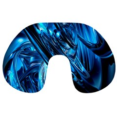 Blue Wave Travel Neck Pillows