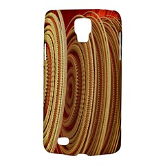Circles Figure Light Gold Galaxy S4 Active by Alisyart