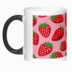 Fruitb Red Strawberries Morph Mugs