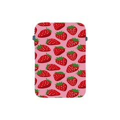 Fruitb Red Strawberries Apple Ipad Mini Protective Soft Cases by Alisyart