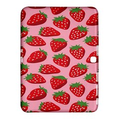 Fruitb Red Strawberries Samsung Galaxy Tab 4 (10 1 ) Hardshell Case
