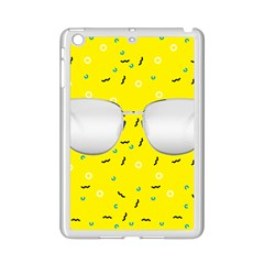 Glasses Yellow Ipad Mini 2 Enamel Coated Cases