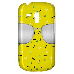 Glasses Yellow Galaxy S3 Mini by Alisyart
