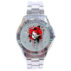 Good Guys Stainless Steel Analogue Watch by lvbart