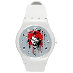 Good Guys Round Plastic Sport Watch (m) by lvbart