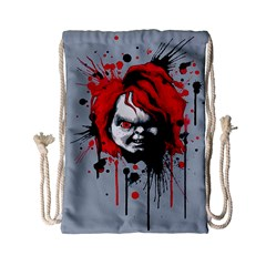 Good Guys Drawstring Bag (small) by lvbart