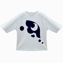 Month Blue Infant/toddler T Shirts