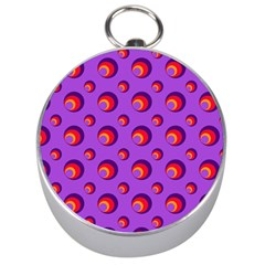 Scatter Shapes Large Circle Red Orange Yellow Circles Bright Silver Compasses by Alisyart