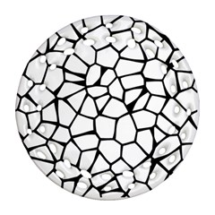 Seamless Cobblestone Texture Specular Opengameart Black White Ornament (round Filigree) by Alisyart