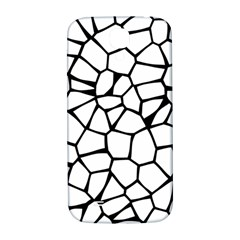 Seamless Cobblestone Texture Specular Opengameart Black White Samsung Galaxy S4 I9500/i9505  Hardshell Back Case