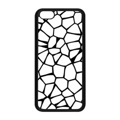 Seamless Cobblestone Texture Specular Opengameart Black White Apple Iphone 5c Seamless Case (black) by Alisyart