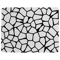 Seamless Cobblestone Texture Specular Opengameart Black White Jigsaw Puzzle Photo Stand (rectangular) by Alisyart