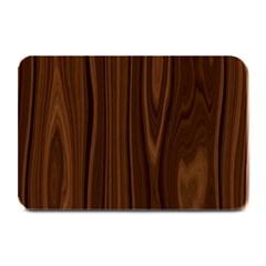 Texture Seamless Wood Brown Plate Mats