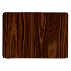 Texture Seamless Wood Brown Samsung Galaxy Tab 8 9  P7300 Flip Case by Alisyart