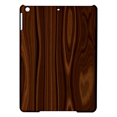 Texture Seamless Wood Brown Ipad Air Hardshell Cases by Alisyart