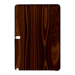 Texture Seamless Wood Brown Samsung Galaxy Tab Pro 10 1 Hardshell Case