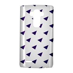 Triangle Purple Blue White Lg G4 Hardshell Case