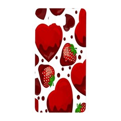 Strawberry Hearts Cocolate Love Valentine Pink Fruit Red Samsung Galaxy Alpha Hardshell Back Case