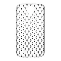 Woman Plus Sign Samsung Galaxy S4 Classic Hardshell Case (pc+silicone)