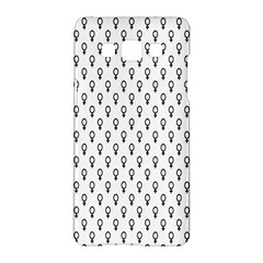 Woman Plus Sign Samsung Galaxy A5 Hardshell Case  by Alisyart