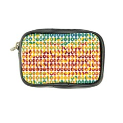 Weather Blue Orange Green Yellow Circle Triangle Coin Purse