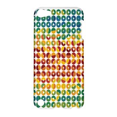 Weather Blue Orange Green Yellow Circle Triangle Apple iPod Touch 5 Hardshell Case