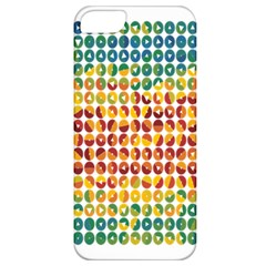 Weather Blue Orange Green Yellow Circle Triangle Apple iPhone 5 Classic Hardshell Case