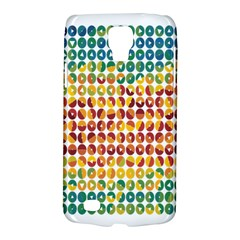 Weather Blue Orange Green Yellow Circle Triangle Galaxy S4 Active