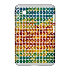 Weather Blue Orange Green Yellow Circle Triangle Samsung Galaxy Tab 2 (7 ) P3100 Hardshell Case  by Alisyart