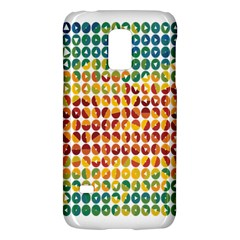 Weather Blue Orange Green Yellow Circle Triangle Galaxy S5 Mini by Alisyart