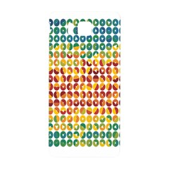Weather Blue Orange Green Yellow Circle Triangle Samsung Galaxy Alpha Hardshell Back Case
