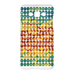 Weather Blue Orange Green Yellow Circle Triangle Samsung Galaxy A5 Hardshell Case