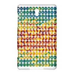 Weather Blue Orange Green Yellow Circle Triangle Samsung Galaxy Tab S (8.4 ) Hardshell Case