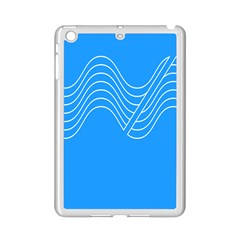 Waves Blue Sea Water Ipad Mini 2 Enamel Coated Cases