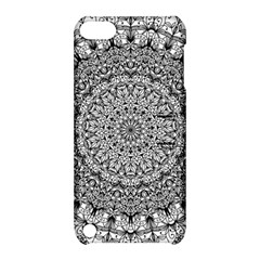 Mandala Boho Inspired Hippy Hippie Design Apple Ipod Touch 5 Hardshell Case With Stand by CraftyLittleNodes