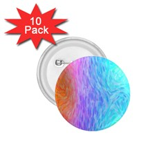 Abstract Color Pattern Textures Colouring 1 75  Buttons (10 Pack)