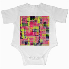 Abstract Pattern Infant Creepers