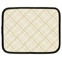 Background Pattern Netbook Case (large)