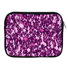 Chic Camouflage Colorful Background Apple Ipad 2/3/4 Zipper Cases
