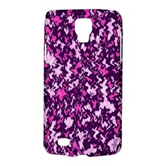Chic Camouflage Colorful Background Galaxy S4 Active by Simbadda